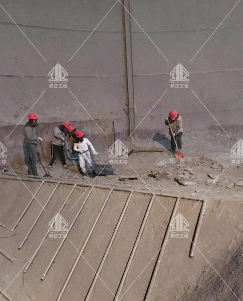 2020年江西南方水泥生产线清库工程如期开展